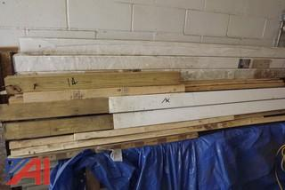 Siding, Post Jackets and Lumber