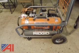 Ridgid Mobil Air Compressor
