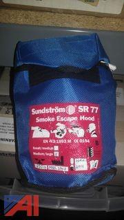 Sundstrom SR 77 Smoke Escape Hoods