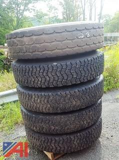 Lot of Studded Tires