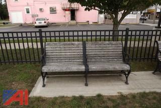 *Lot Updated** Park Benches