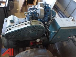 Quincy Dual Air Compressor