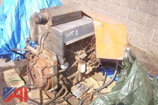 Deutz Air cooled diesel engine