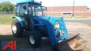 **More Pictures** 2010 LS U5030 Tractor