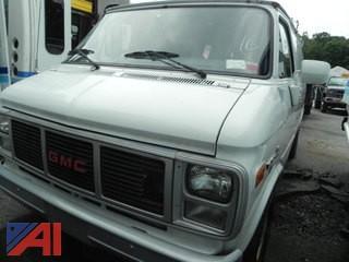 1987 GMC G2500 Vandura Van