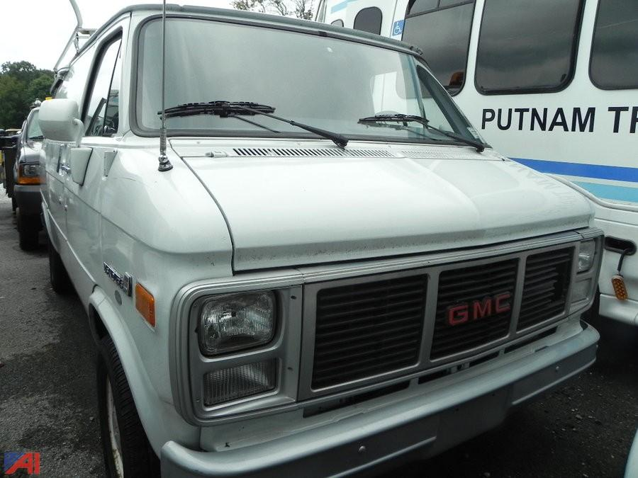 1988 Gmc Vandura Wiring Diagram