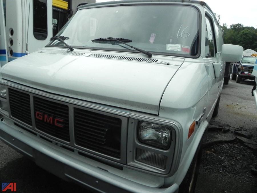 1987 gmc vandura 2500 parts