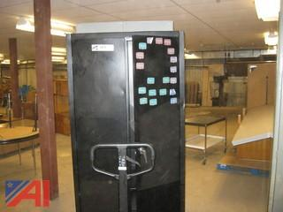 (2) Metal Storage Lockers
