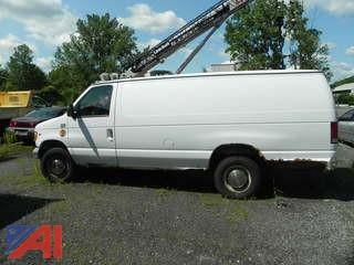 1998 Ford Econoline Van