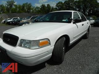 2007 Ford Crown Vic 4DSD