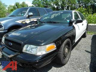 2010 Ford Crown Vic 4DSD