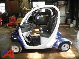 2002 GEM E825 2 Seater Car