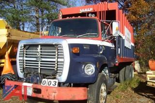 1990 Ford LTS8000 Packer