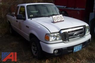 2009 Ford Ranger extended cab Pickup