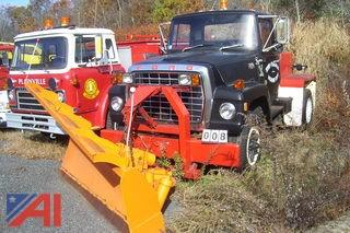 1979 Ford L900 Chassis Cab