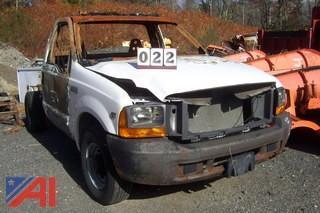 1999 Ford F250 Utility