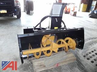 "2015 JCB SBL 60"" Snowblower Attachment"