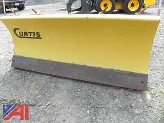 "Curtis Hitch-N-Run 60"" Plow"