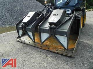 Grappling Hooks Fits Skid Steer