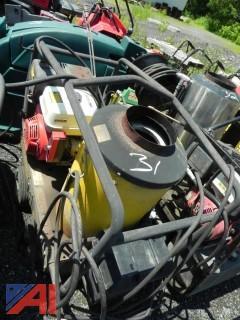 Landa MVP4-30321E Pressure Washer