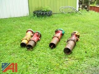 (4) Kennedy Hydrants