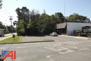 Commercial Building with Additional Lot