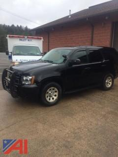 2011 Chevrolet Tahoe SUV/Police Vehicle