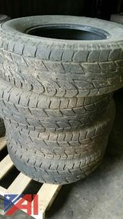 (4) Trail Climber Tires