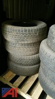 (4) Techno Explorer Tires