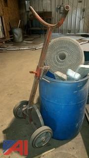 Barrel Hand Cart
