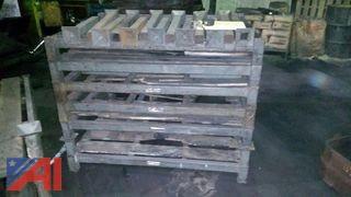 Stackable Steel Skids/Racks