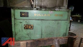 Sullair 16-75, 75hp Rotary Screw Compressor