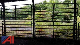 (4) Steel Gate/ Cattle Gates