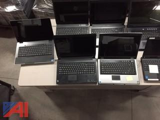 Lot of Assorted Laptops