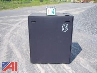 DELL Computer Server Cabinet