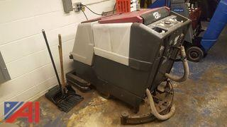 Minuteman 260 Floor Scrubber Machine