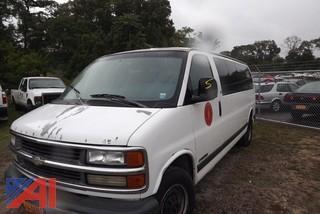 1998 Chevrolet 2500 Van
