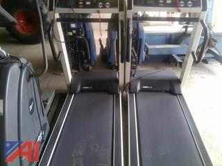 (1) Landice Pro Sports Trainer Treadmill