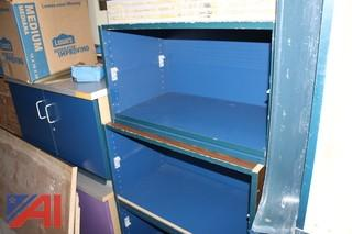 Laminate Storage Shelving Units