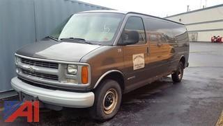2000 Chevrolet Express 3500 Van