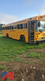 2007 Blue Bird School Bus