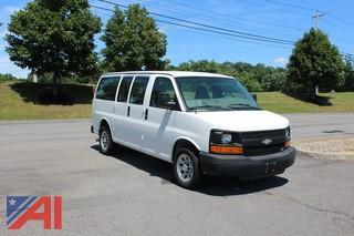2009 Chevy Express 1500 Van