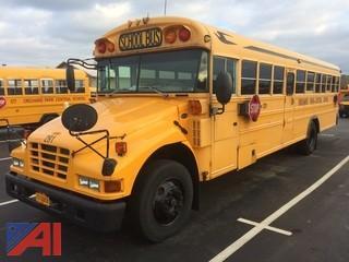 2006 Blue Bird Vision School Bus