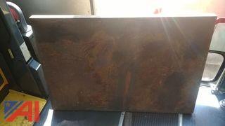 Metal Machine Plate
