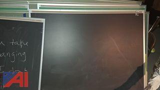 (50) Chalk Boards