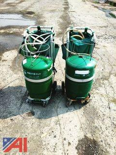 (2) Aquamate 20 gallon Watering System