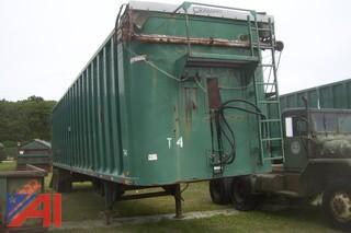 2003 Steco SW04598 Walking floor trailer