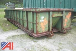 20 CYD Dumpster