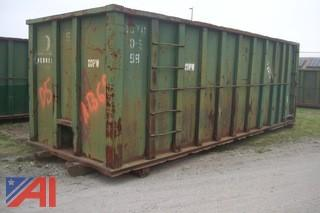40 CYD Dumpster