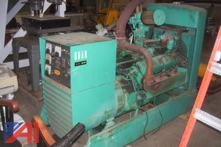 Onan 55/KB Backup Generator